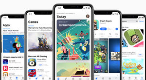 App Store continues to vastly