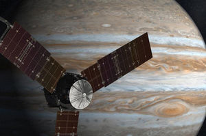 Juno's closest Jupiter flyby