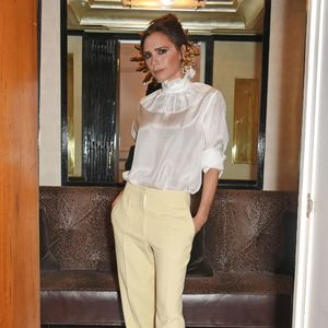 Victoria Beckham Launches Her