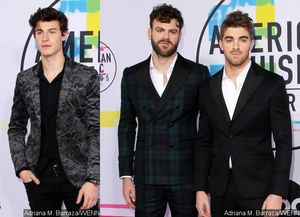 AMAs 2017: Shawn Mendes and