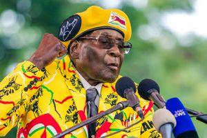 Zimbabwe's Military Chief Has