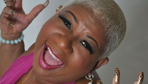 Luenell Poses Nude For
