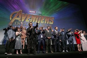 'Avengers: Infinity War' Cast