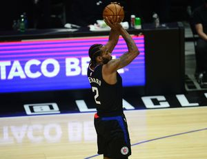 Los Angeles Clippers' Kawhi