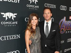 Chris Pratt & Katherine