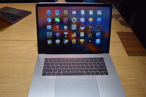 MacBook Pro 15 (with Touch