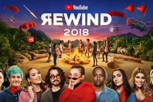 YouTube Rewind 2018 is already