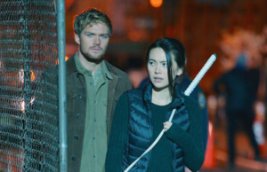 'Iron Fist' Star Claps Back at