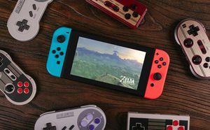 Best Nintendo Switch Black