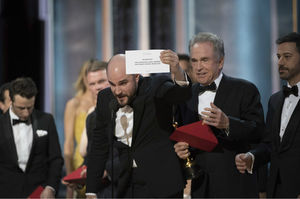 After Best Picture debacle,