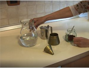 MOKA Universal Conical Coffee