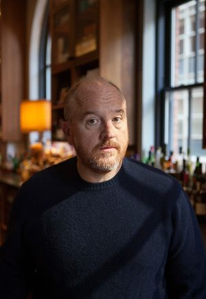 Reacting to the Louis C.K.
