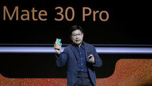 Huawei Says Mate 30 Series