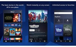 Disney+ on Android launches