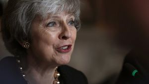 Brexit: PM says critics of her