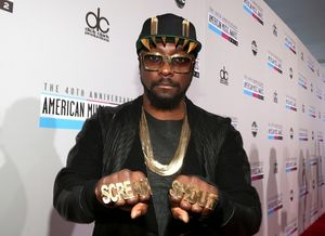 Will.i.am Confronted by Police