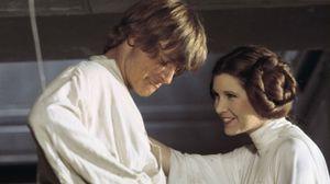 Sorry Folks, Luke and Leia's