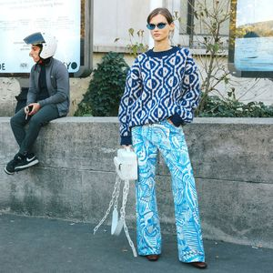 5 Ways to Wear Printed Pants