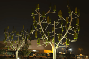 'Wind Trees' are turbines that
