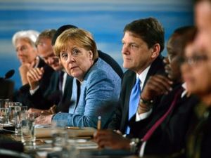 Merkel: G-7 summit with Trump