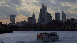 Brexit 'sees UK finance firms