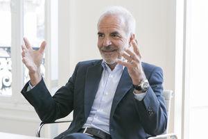 Ralph Toledano Discusses the