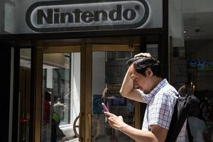 Nintendo stock tanks after