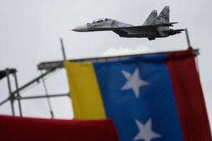 Venezuelan air force general