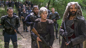 'Walking Dead' Boss Cements