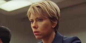 Scarlett Johansson Bluntly
