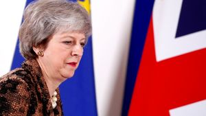Brexit: Theresa May told not