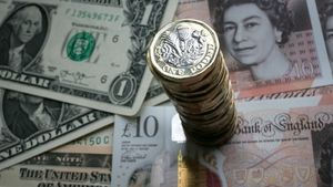 Brexit anxiety sends pound to