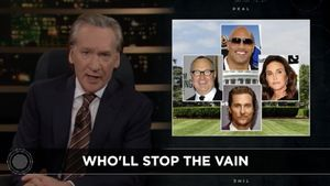 Bill Maher Scorches The Rock,