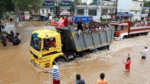 Kerala floods: PM Modi