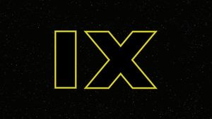 Star Wars Episode IX Will