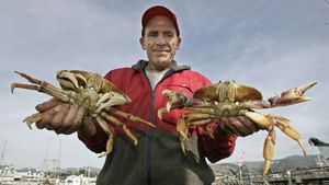 West Coast fishermen are suing