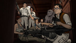 'Archer' Is Finally Moving