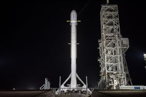 SpaceX's mysterious Zuma