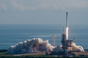 SpaceX Launches New Legal