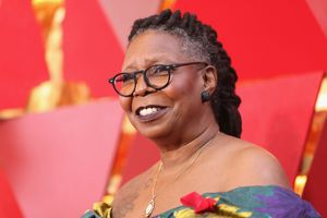 Whoopi Goldberg is 'game' to