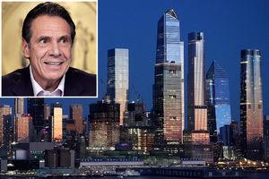 Real-estate honchos dump big