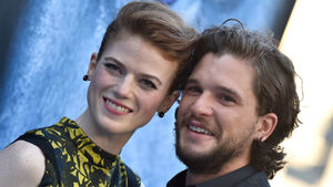'Game of Thrones' Co-Stars Kit
