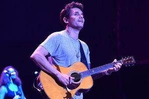 John Mayer establishes