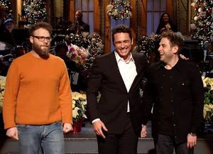 'SNL': James Franco Gets