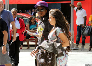 Report: Lil Wayne Is Expecting