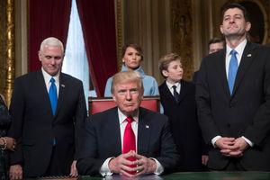 At the Last Minute, Trump Asks