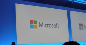 Microsoft aims to use 50%