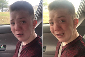 Bullied boy called 'ugly' has