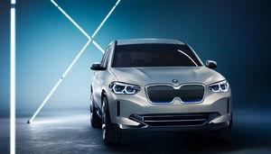 BMW's Concept iX3 dials back