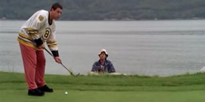 Golf Heckler Gets Challenged